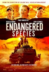 Endangered Species Movie Poster Movie Poster