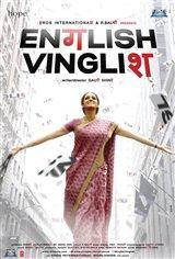 English Vinglish Movie Poster