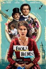 Enola Holmes (Netflix) Movie Poster