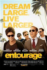 Entourage Movie Poster Movie Poster