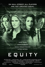 Equity Movie Poster Movie Poster