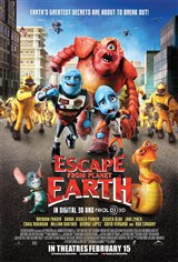 Escape From Planet Earth  Movie Poster Movie Poster