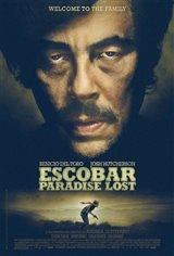 Escobar (v.o.a.) Affiche de film