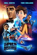 Espions incognito Movie Poster