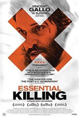 Essential Killing Movie Poster Movie Poster