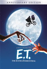 E.T. The Extra-Terrestrial: 30th Anniversary Edition Movie Poster Movie Poster
