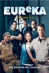 Eureka Season 4.5 Movie Poster