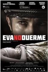Eva Doesn't Sleep Movie Poster