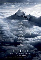 Everest: An IMAX 3D Experience Movie Poster