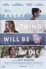 Every Thing Will Be Fine Movie Poster Movie Poster