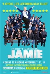 Everybody's Talking About Jamie Large Poster