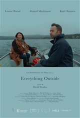 Everything Outside (v.o.a.s.-t.f.) Affiche de film