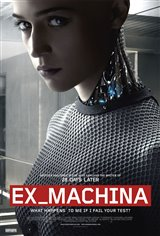 Ex Machina (v.f.) Affiche de film
