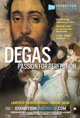 Exhibition on Screen: Degas - Passion For Perfection Affiche de film