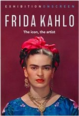 Exhibition On Screen: Frida Kahlo Movie Poster