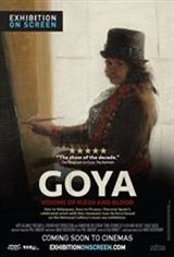Exhibition on Screen: Goya - Visions of Flesh and Blood Movie Poster