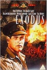 Exodus (1960) Movie Poster