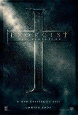 Exorcist: The Beginning Affiche de film