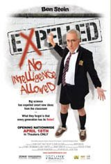 Expelled: No Intelligence Allowed Movie Poster