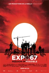 Expo 67 Mission Impossible Affiche de film