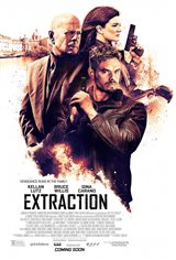 Extraction Movie Poster Movie Poster