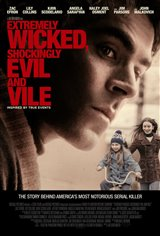 Extremely Wicked, Shockingly Evil and Vile (Netflix) Affiche de film