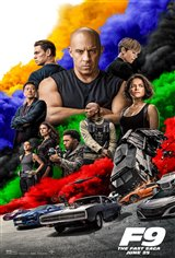 F9 Movie Poster Movie Poster