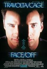 Face/Off Movie Poster