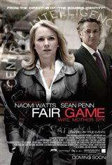 Fair Game Large Poster
