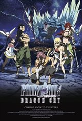 Fairy Tail: Dragon Cry Movie Poster