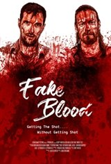 Fake Blood Large Poster