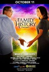 Family History Affiche de film