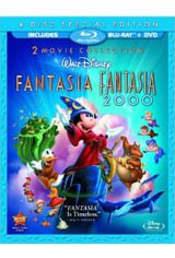 Fantasia/Fantasia 2000 Movie Poster Movie Poster