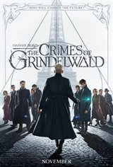 Fantastic Beasts: The Crimes of Grindelwald Affiche de film