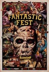 Fantastic Fest 2016 Movie Poster