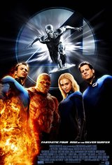 Fantastic Four: Rise of the Silver Surfer Movie Poster Movie Poster