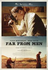 Far From Men Movie Poster