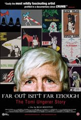 Far Out Isn't Far Enough: The Tomi Ungerer Story Movie Poster Movie Poster