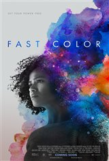 Fast Color Movie Poster Movie Poster