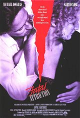 Fatal Attraction Movie Poster