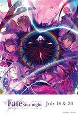 Fate/stay night [Heaven's Feel] III. spring song (Encore) Affiche de film