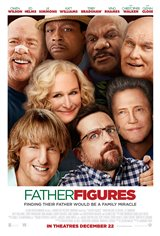 Father Figures Affiche de film