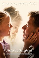 Fathers & Daughters Movie Poster Movie Poster