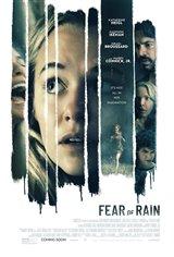 Fear of Rain Affiche de film