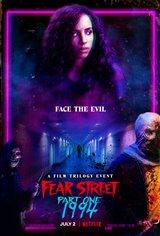 Fear Street Part 1: 1994 (Netflix) Affiche de film