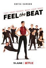 Feel the Beat (Netflix) Movie Poster