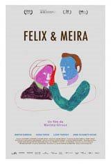 Félix et Meira Affiche de film