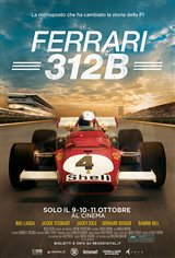 Ferrari 312B: Where the Revolution Begins Large Poster