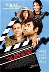 Feu à Tel Aviv (v.o.s.-t.a.) Affiche de film