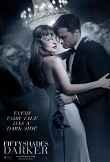 Fifty Shades Darker Affiche de film